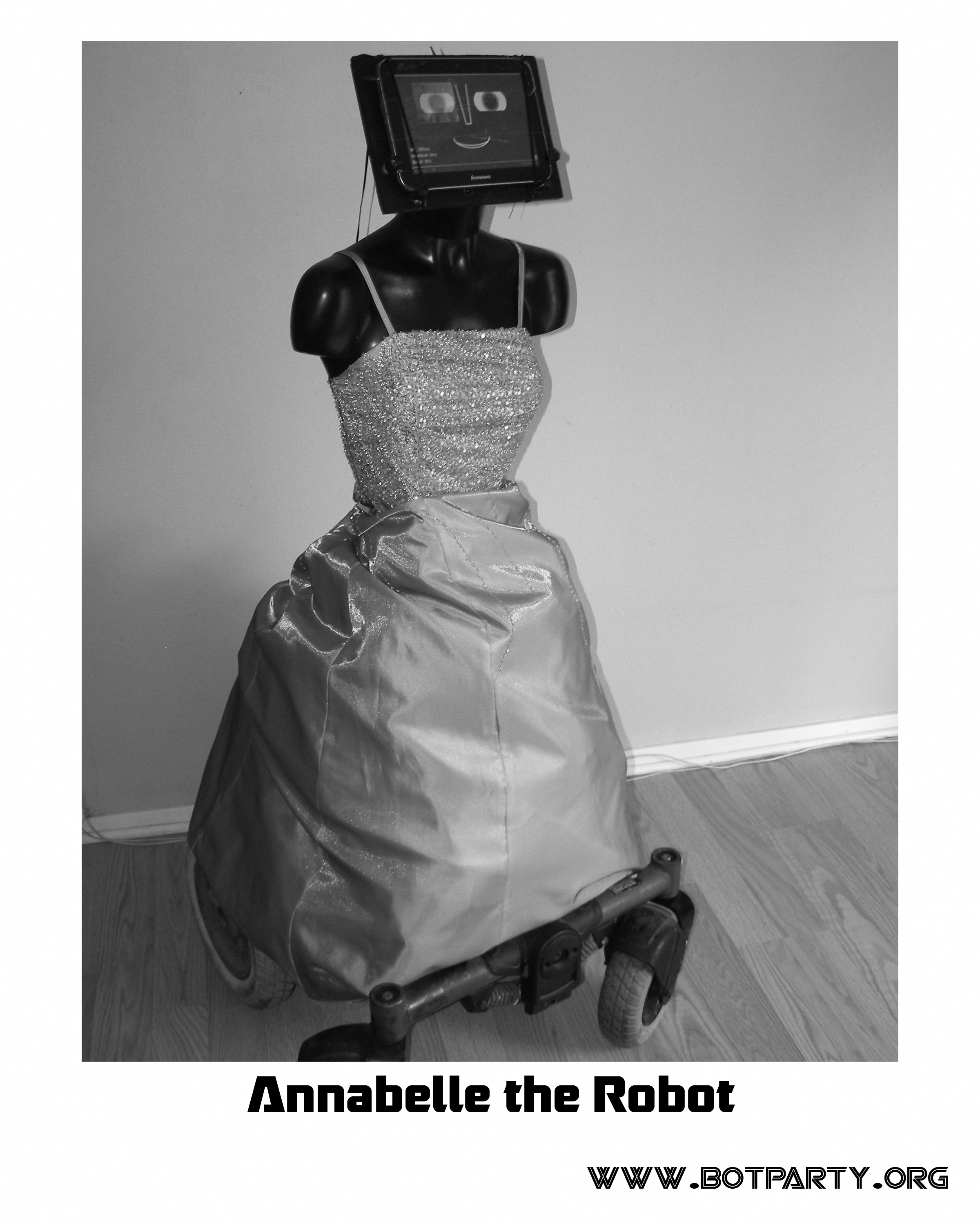Annabelle the Robot